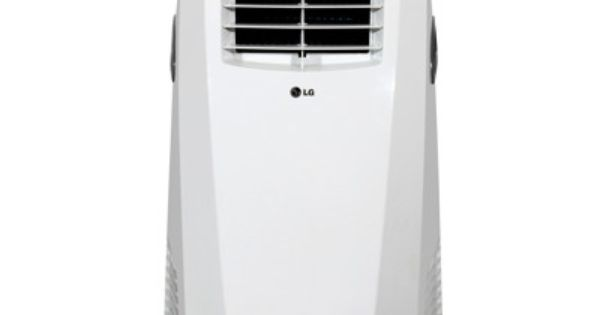 Lg 9 000 Btu Portable Air Conditioner Portable Air Conditioner Room Air Conditioner Portable Portable Air Conditioners