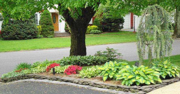 Low Maintenance Landscape Ideas Curb Appeal Sidewalks