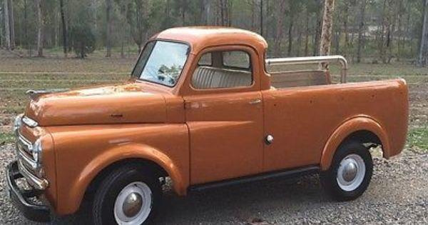 1948 Dodge Fargo For Sale In Greenbank Queensland Australia Fargo Truck Dodge Trucks Old Dodge Trucks