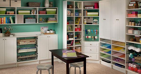 Angel Craft Room Design Ideas | Craft Room Ideas | Craft spaces