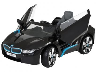 Carro Eletrico Infantil Bmw I8 Concept Com Controle Remoto