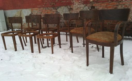 Krzesla I Foteliki Thonet 7142561476 Oficjalne Archiwum Allegro Chair Decor Dining Chairs