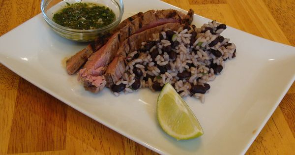Flank steak, Steaks and Sauces on Pinterest