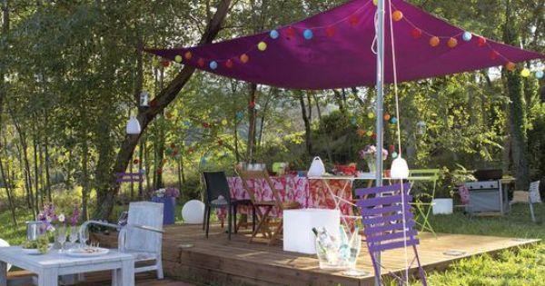 Terrasse Et Jardin Le Meilleur Des Meubles Et Accessoires A Moins De 40 Euros Terrasse Jardin Terrasse Jardins