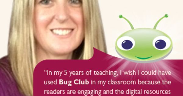 Thank You To Alicia Dudley For Sharing Your Thoughts On Bug Club
