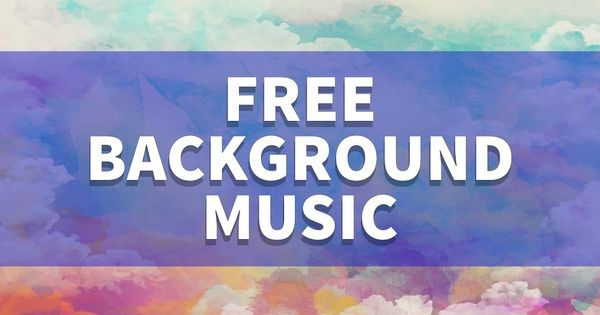 Free Background Music For Videos Youtube No Copyright Download Ins Free Background Music Music Videos Intro Youtube