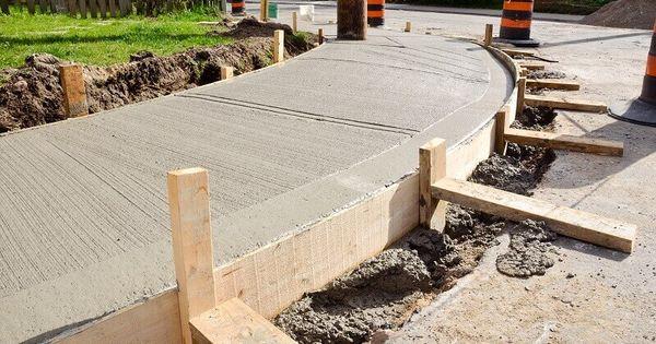 Concrete Sidewalk Installation Companies Near Me Free Estimates Types Of Concrete Concrete Forms