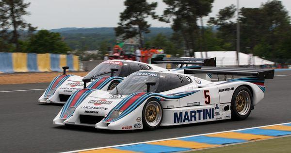 Lancia LC2 Group C prototype | Motor Sport | Pinterest ...