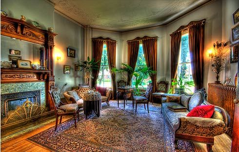 Going Classic How To Accent Your Home Victorian Style Victorian