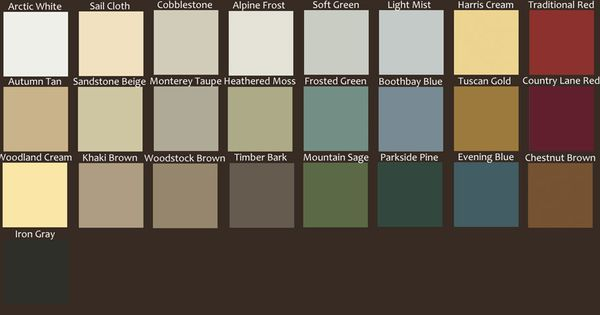 James Hardie Siding Colors James Hardie Shingle Color