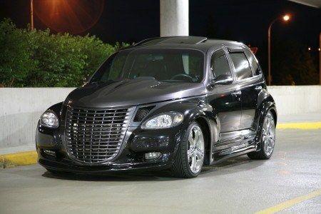 Pt Crusier Chrysler Pt Cruiser Pt Cruiser Accessories Cruiser Car