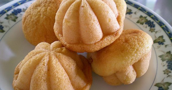 Baulu Contang Recipes Asian Desserts Homemade Sweets