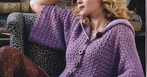 Crochet Patterns Vogue : Free pattern, Crochet and Vogue knitting on Pinterest
