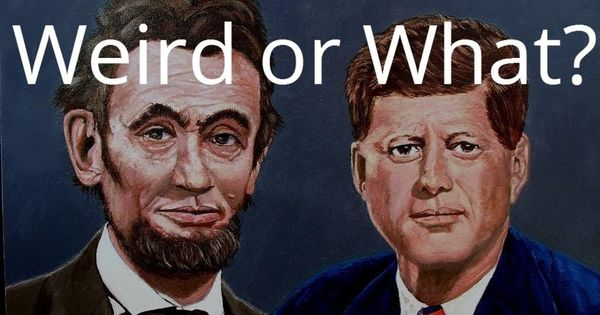 Lincoln jfk similarities