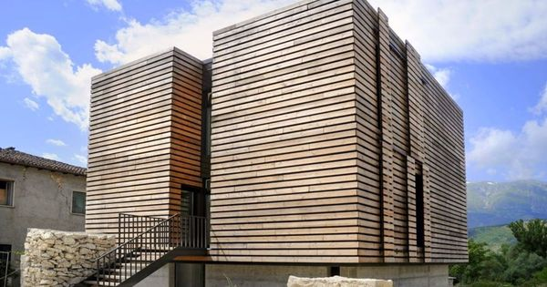 Energy box is an earthquake proof passive house built of cross laminated timber house passive - The passive home that defies earthquakes ...