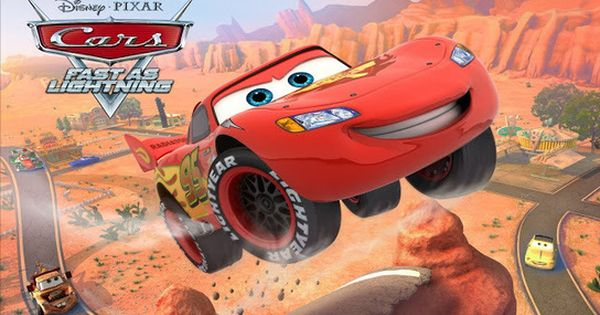 Cars Fast As Lightning Mod Apk Unlimited Gold And Gems Data V1