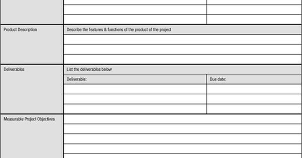 building a house project charter example