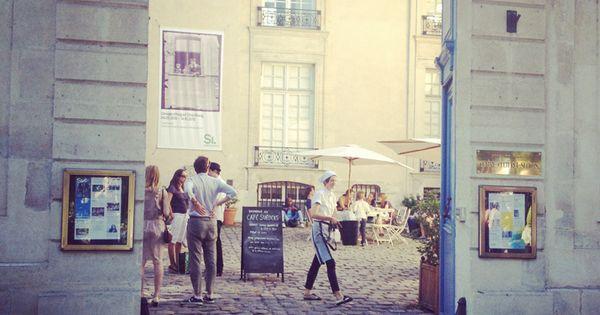 Les plus belles terrasses de paris 2013 terrasse du cafe for Restaurant bastille terrasse