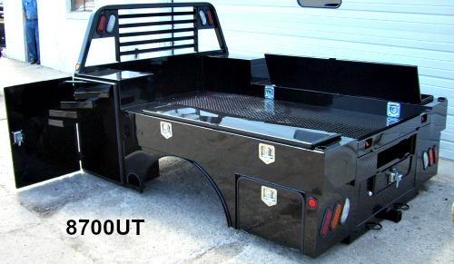 Welding Flatbed Utility Beds Flatbeds Toolboxes Custom Trucks