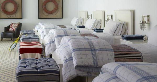 lit superpos un dortoir pour votre enfant elle d coration enfant nautique et les. Black Bedroom Furniture Sets. Home Design Ideas