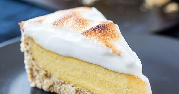 Meringue pie, Gluten free and Gluten on Pinterest