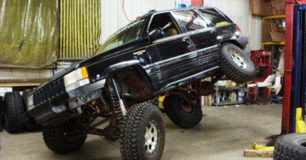 7 Jeep Grand Cherokee Zj Lift Jeep Zj Jeep Jeep Suv