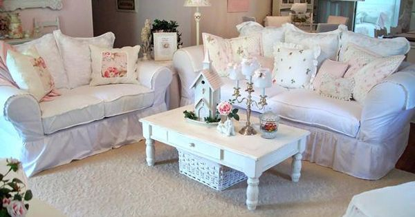 Shabby Chic Living Room Chic Living Room And Shabby Chic On Pinterest