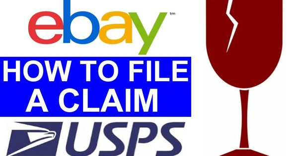 How To File An Ebay Insurance Claim Online With Usps For Damage Or