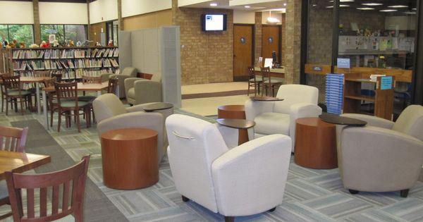 Carol Stream Public Library Carol Stream Il Reno Lounge