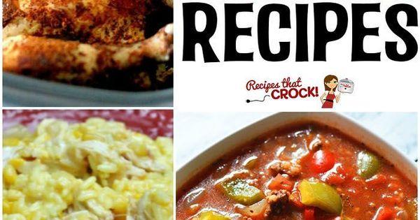 Crock pot recipes do you and recipe on pinterest