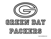 Nfl Coloring Pages Green Bay Packers Green Bay Packers