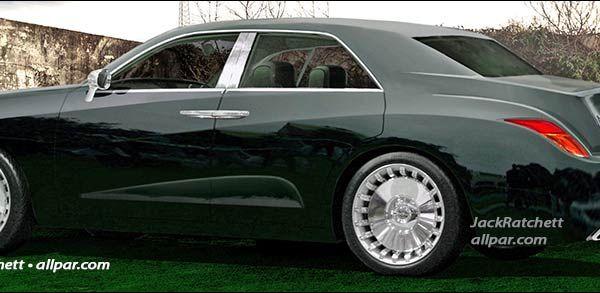 2016 Chrysler Imperial 2015 Chrysler 300