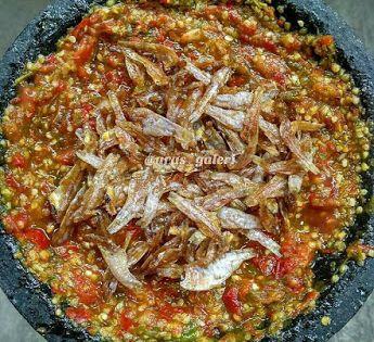 Resep Sambal Teri Enak Gurih Resep Masakan Resep Ayam Masakan