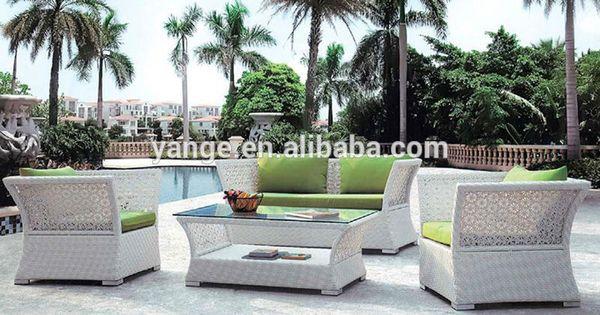Rattan mobili rio de exterior imagem sof s de jardim id do for Sofa exterior leroy