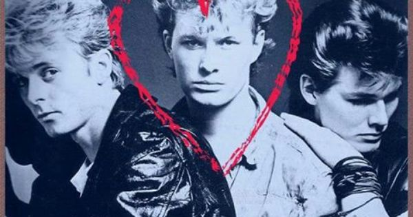 Pin By Silvia Barboza On Morten Harket And A Ha In 2019 80s