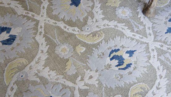 Oushak Rug Stark Carpet New Oriental Juliette Collection