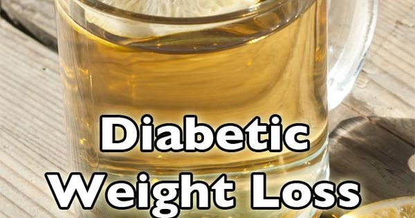 A great diabetic weight loss drink that also helps lower ...