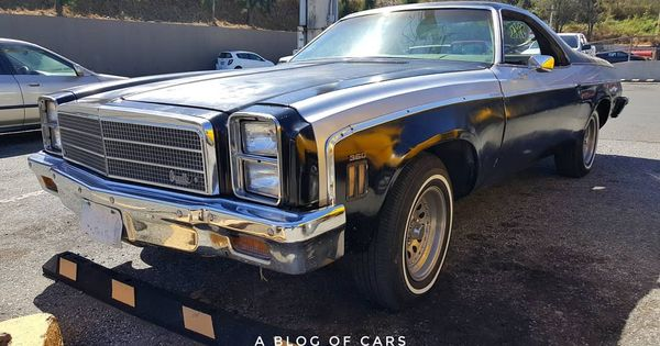 A Blog Of Cars P R On Instagram Really Love These Cars Chevy El Camino Chevrolet Elcamino Chevyelcamino Musclecar Chevy Chevy El Camino El Camino