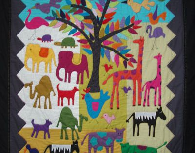 The Zoo Wendy Williams Australian Quilt Designer