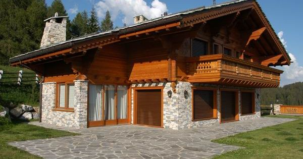 Swiss Chalet Style House Swiss Chalet House Plans