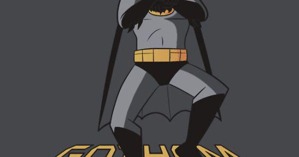 Gotham Style Batman Gangnam Style