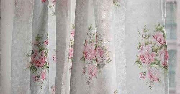 Cottage kitchen curtains cortinas pinterest - Cortinas para casa de campo ...