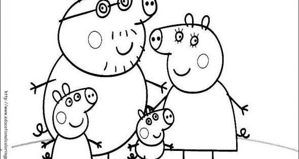 peppa pig coloring pages birthday balloon | Coloring Peppa Pig Balloons Coloring Pages