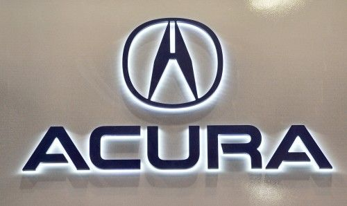 Acura Logo Acura Car Symbol Meaning And History Car Brand Names Com Acura Car Logos Car Brands Logos