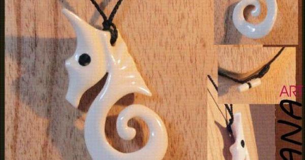 Maori spiral pendant carved in bone antler pinterest
