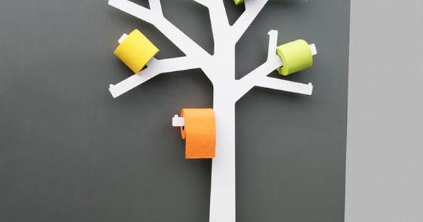 Need This New Innovation Toilet Paper Tree Arbre Papier Toilette Porte Papier Wc Decoration Toilettes
