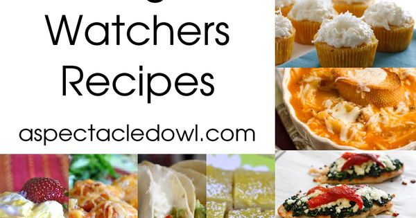 50 Weight Watchers Recipes to Help You with Your Weight Loss |