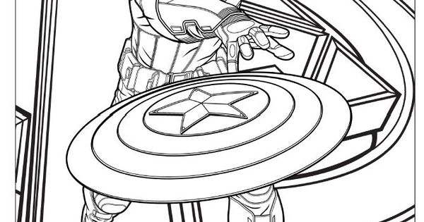 Download Avengers Coloring Pages Here Blackwidow: Download #Avengers Coloring Pages Here! #CaptainAmerica