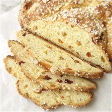 Colomba Pasquale Easter Dove Bread Recipe Gluten Free Easter Easter Bread Recipe Easter Bread