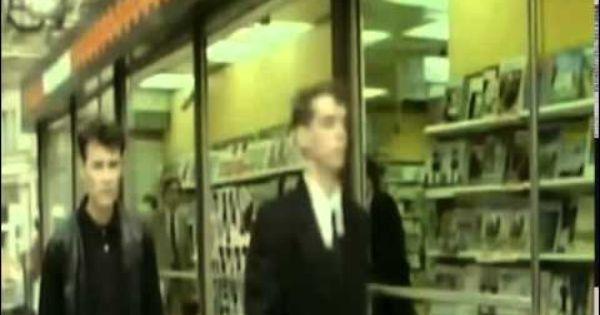 Pet Shop Boys West End Girls Official Music Video Neil Tennant